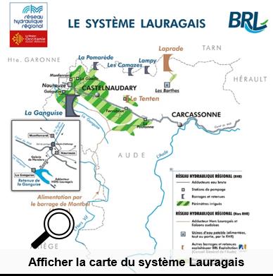Carte Système Lauragais